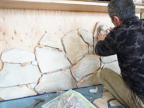 内部壁装飾工事