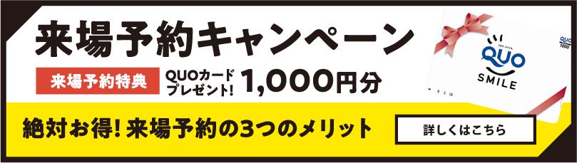 来場者キャンペーン