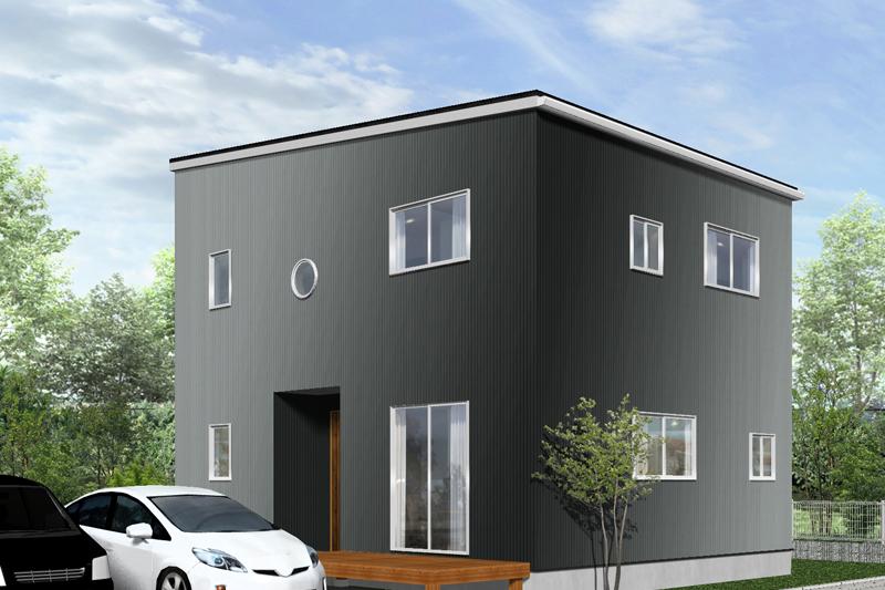 建物プラン例|外観イメージ