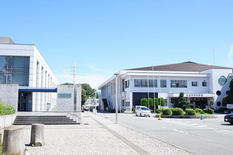 三島市民体育館