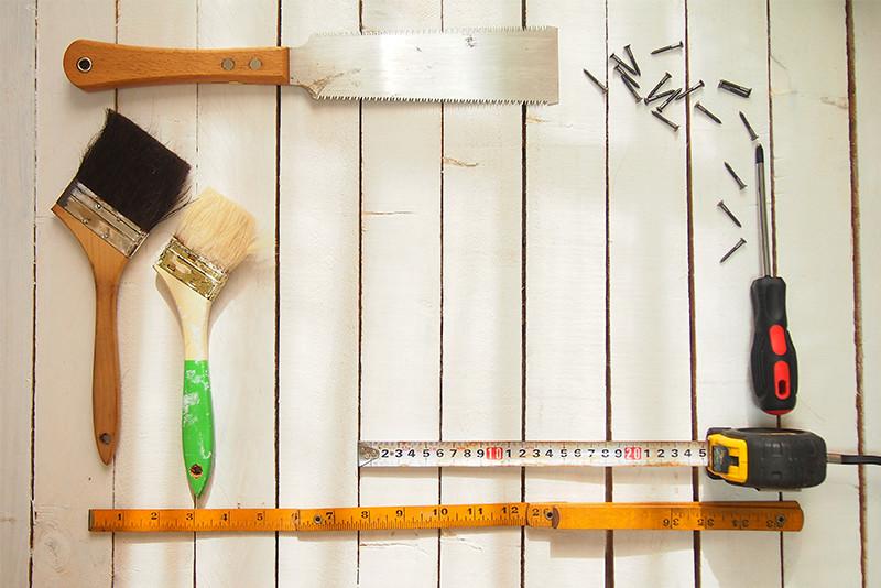 お気に入りの家具を永く使うためのメンテナンス道具選び