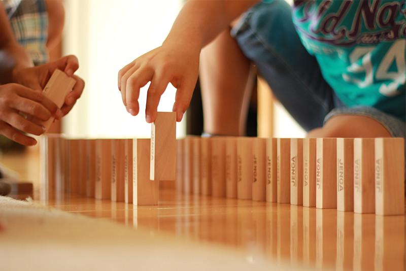のびのびと過ごせる子ども部屋の床材の選び方