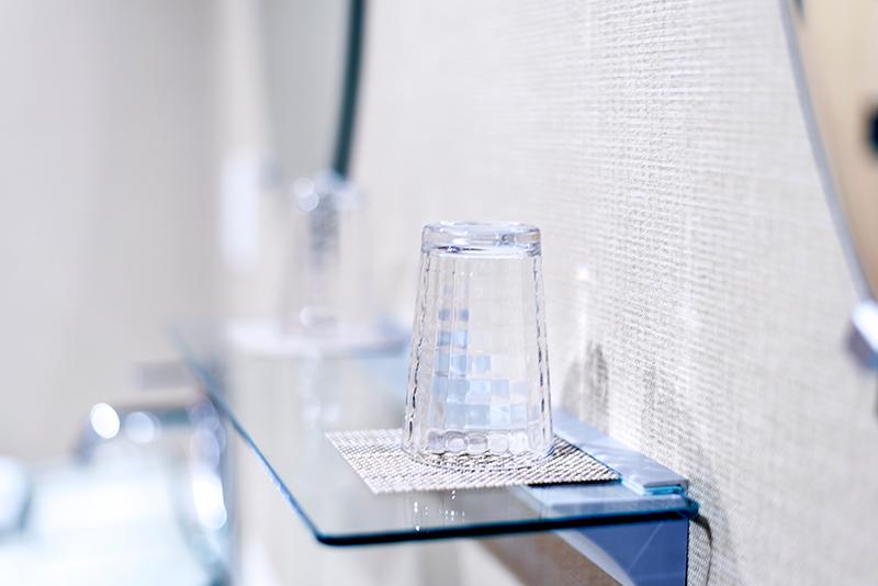 シンプルが気持ちいい、きれいの習慣をつくるおしゃれな洗面所