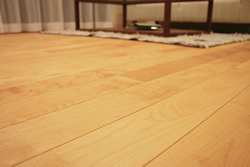 空間別に適した木材の種類