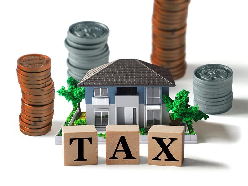 マイホームを建てたら知っておきたい、固定資産税のこと