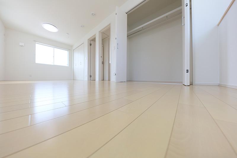 家をシンプルにすっきりとみせる、収納の考え方