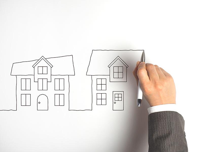 家づくりのヒントを探す