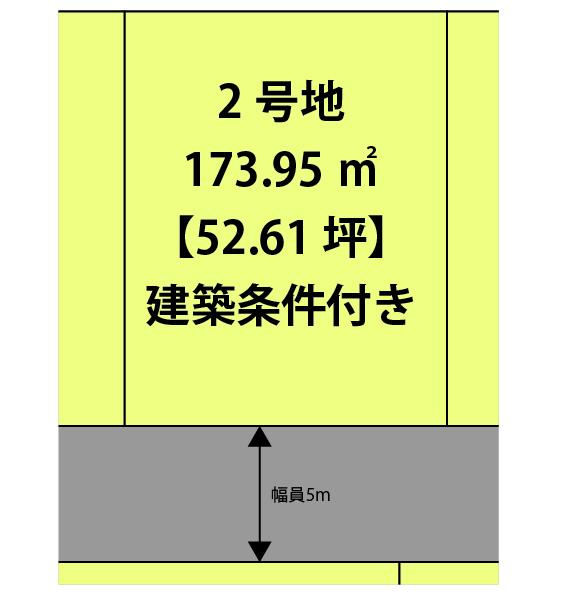 2号地区画図