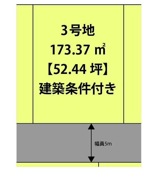 3号地区画図